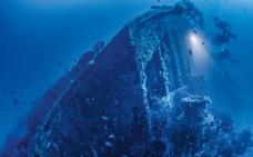 El 'Titanic del Mediterráneo' que está hundido en Cabo de Palos