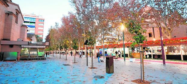 Los Bares Del Paseo Alfonso X Abren Las Terrazas Este Fin De