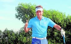 «El golf es toda mi vida»