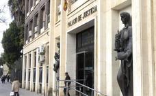 Los juzgados murcianos están entre los que más resuelven, pero el atasco sigue creciendo