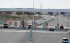La autopista que une Cartagena y Vera será gratuita durante la noche desde el 15 de enero