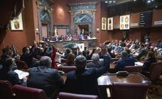 La Asamblea da luz verde a los Presupuestos
