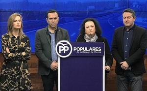 PP: «El PSOE vende como un logro un retraso de seis meses»