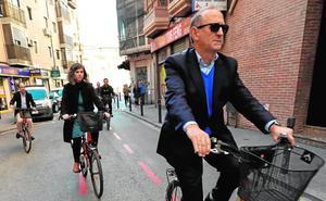 Los expertos auguran que en 5 años será habitual ir en bici al trabajo