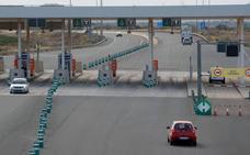Las autopistas Cartagena-Vera y La Roda-Ocaña serán gratis de noche