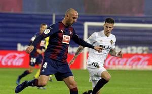 Igualada entre Eibar y un Valencia abonado al empate (1-1)
