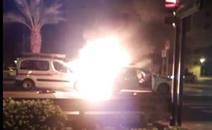 Dos muertos, un herido grave y cuatro leves en varios accidentes de tráfico ocurridos esta madrugada en la Región