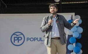 Miras: «El Gobierno de España da la espalda al Mar Menor al incumplir el Plan de Vertido Cero»