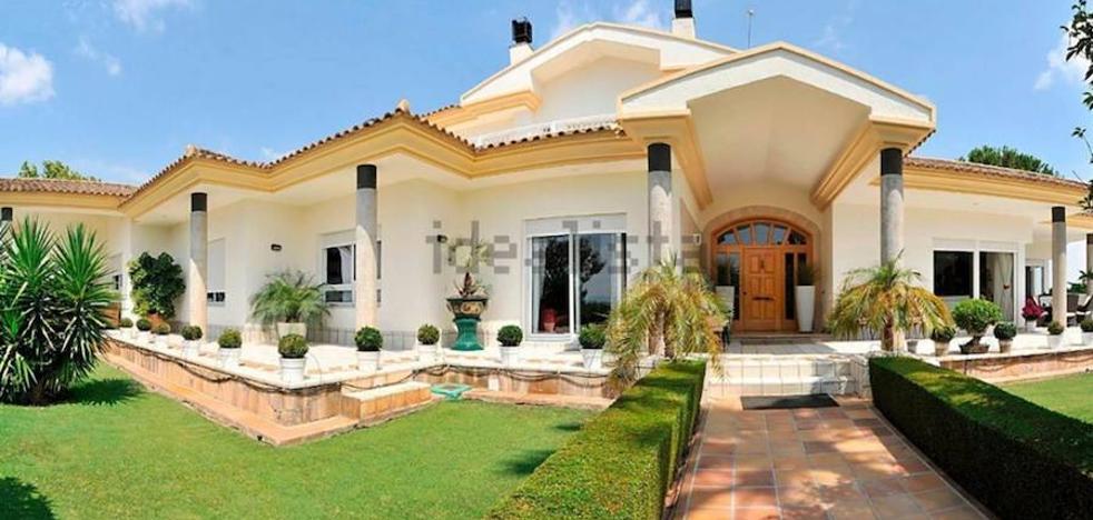 Una «mansión» de Molina, entre las casas más caras de España que no encuentran comprador