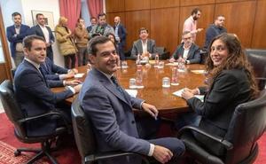 El PP espera llegar a un acuerdo con Ciudadanos «en 48 horas» para gobernar Andalucía
