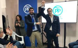 López Miras: «Pedro Sánchez tiene que aplicar ya el artículo 155 en Cataluña»