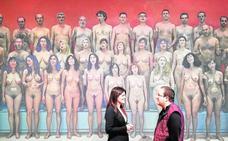El coro desnudo de García Ibañez
