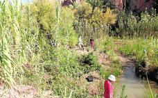 Ecologistas en Acción difunde los valores de la reserva del río Chícamo