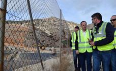 Las obras del vertedero de Abanilla concluirán a principios de 2019