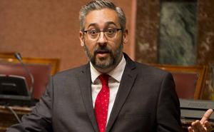 Víctor Martínez (PP): «Miguel Sánchez miente para rechazar la creación de Arca»