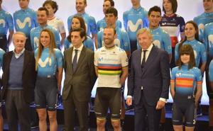 Valverde no correrá el Tour de Francia pero estará en el Giro y la Vuelta a España