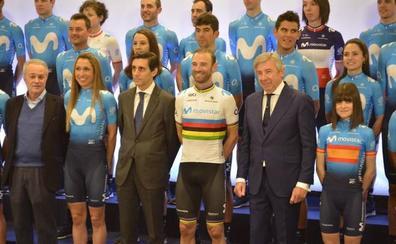 Valverde correrá el Giro y la Vuelta en 2019