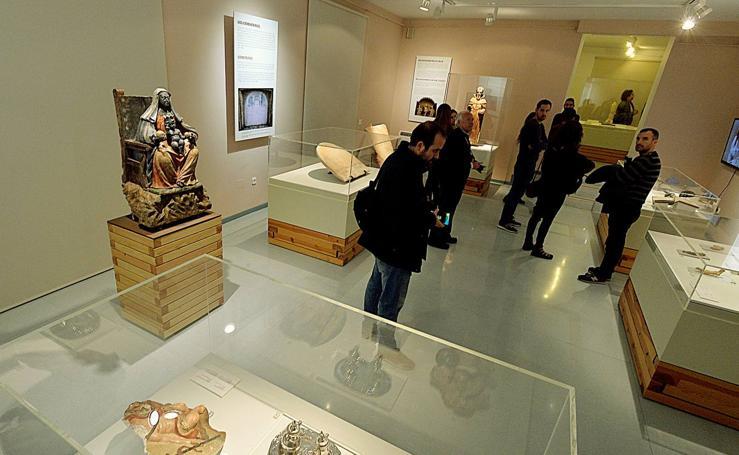 El arte sacro 'toma' el Museo Arqueológico