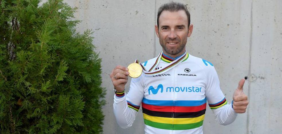Alejandro Valverde: Leyenda del ciclismo