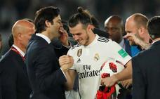 Solari: «El gol es lo que domina el fútbol y Gareth lo tiene»