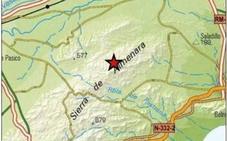 Un seísmo de 2,4 grados se deja notar en el sur de Totana