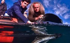 Anguilas del Mar Menor bajo control