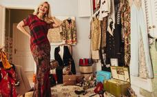 Carmen Lomana vende su armario
