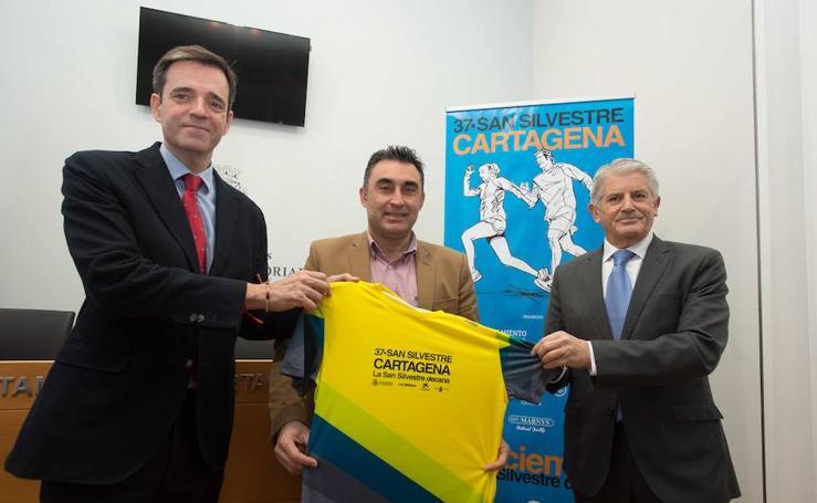La San Silvestre cartagenera, a por el reto de los dos mil corredores