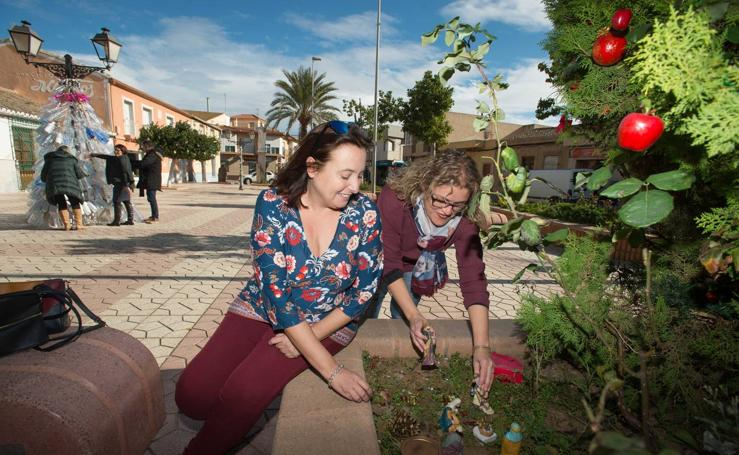 Navidad sostenible y reivindicativa en Cartagena