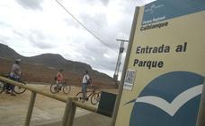 La limitación de vehículos en Calblanque comenzará a aplicarse en Semana Santa