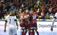 ElPozo Murcia sufre para vencer al Industrias Santa Coloma