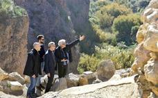 Guirao avanza que Cultura colaborará en la investigación de La Bastida