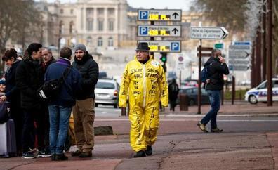 Un muerto en una vía bloqueada por los 'chalecos amarillos' en Francia