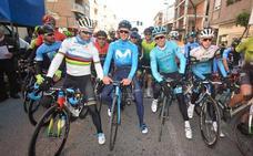 Valverde, homenajeado en la XLVIII Carrera del Pavo de Puente Tocinos