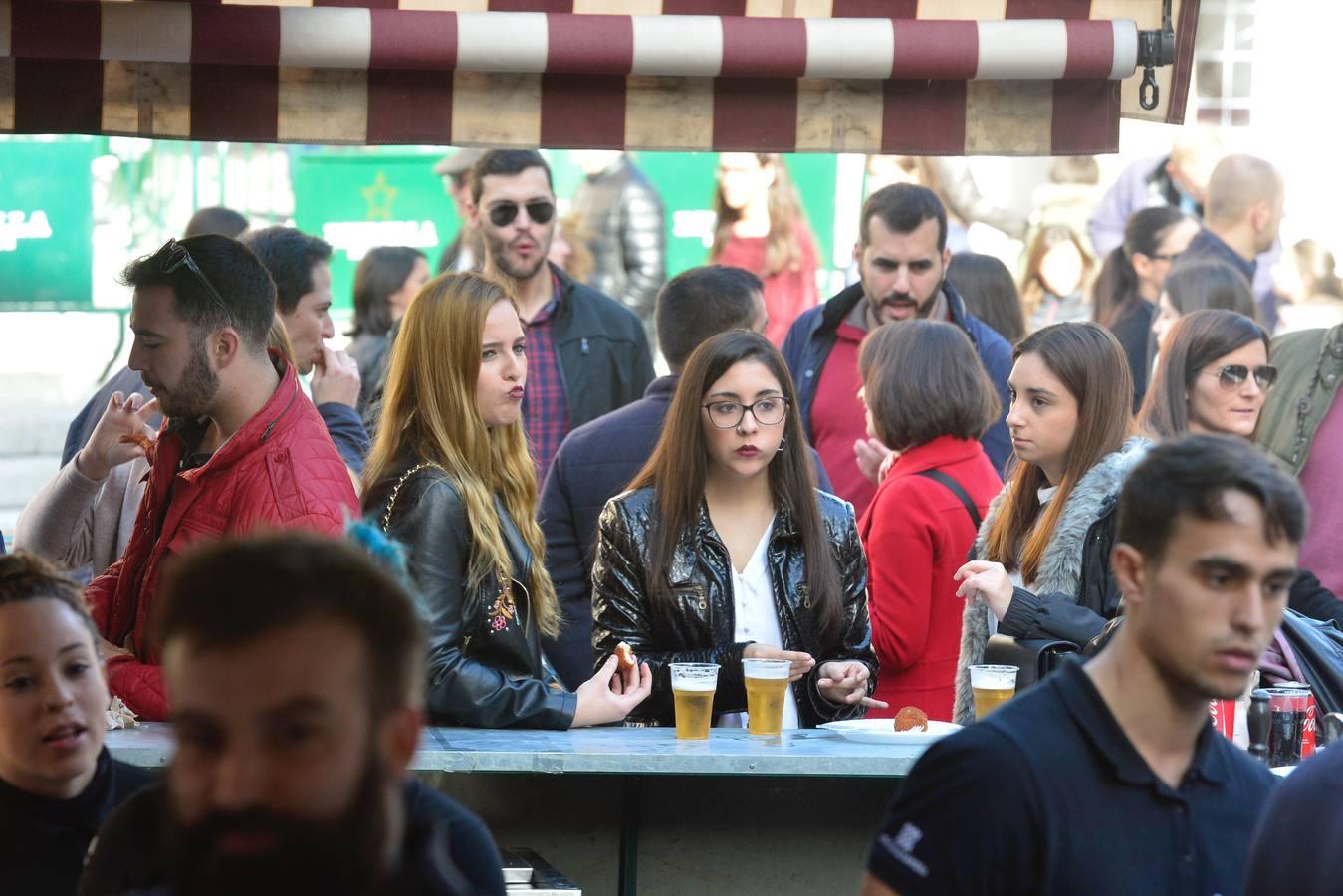 'Tardebuena' por cada rincón de Murcia