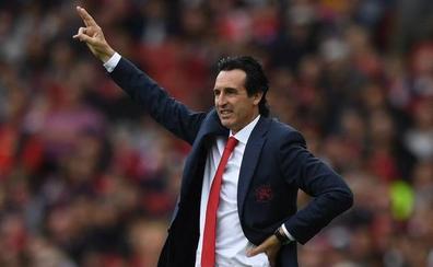 Emery: «No quiero más dinero, solo buenos futbolistas»