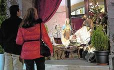 Una Sagrada Familia a la puertas del Carmen