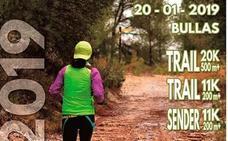 Bullas se estrena en el Trail Tour Famu el 20 de enero