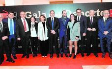 Valverde y Carrasco, los reyes del deporte