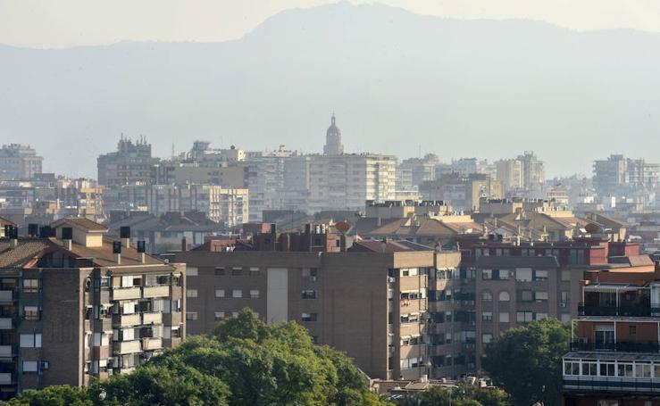 El Ayuntamiento de Murcia eleva a nivel 2 el protocolo por contaminación atmosférica