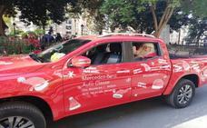 La magia de Auto Classe y Papá Noel en Murcia