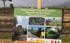 Un bosque de ribera unirá la Región con la Comunidad Valenciana por Beniel, Murcia y Orihuela