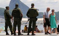 Boicot del partido de Lula y seguridad extrema en la investidura de Bolsonaro