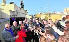 Alcalde y ediles de Murcia 'adelantan' las doce campanadas