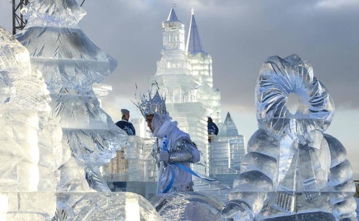 Rusia congelada