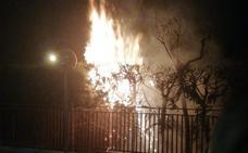 Exigen medidas urgentes ante la sucesión de incendios en el colegio Antonio Delgado de Sangonera