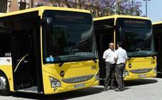 Oportunidad para obtener el carnét de autobús gratis en la Región de Murcia
