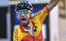 Valverde, un arcoíris labrado a pulso