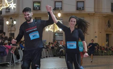 900 atletas corren en la San Silvestre de Lorca 2018