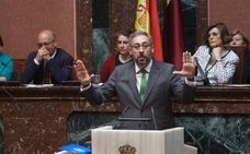Víctor Martínez: «El Gobierno regional cumple con el Presupuesto mientras Sánchez condena nuestras inversiones»